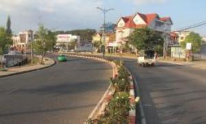 Bán đất sổ hồng diện tích rộng đường 3 tháng 4, P3, Đà Lạt .
