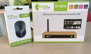 Kiwibox S1 New - Tv Thông Minh 2017