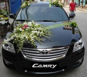 Cho thuê xe du lịch cưới/xe hoa:  Lưu ý cần nhớ khi thuê xe