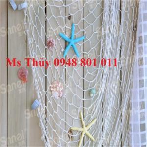 Lưới dù trắng sợi tổng hợp dùng làm lưới trang trí