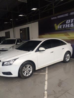 Bán Chevrolet Cruze LS 1.6MT màu trắng 2015 số sàn biển SG