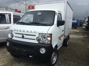 Xe tải dongben thùng kín 870kg tặng thuế trước bạ