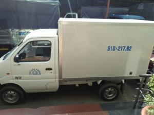 Bán xe tải nhỏ 850kg nhập khẩu,bán trả góp 95% giá trị xe
