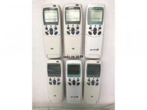 Remote Máy Lạnh LG, Hàng mới 100%, Tặng kèm 2 Pin 3A, Giá 120k