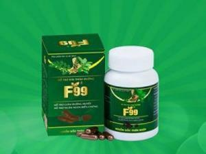 Sản phẩm dành cho bệnh tiểu đường F99.