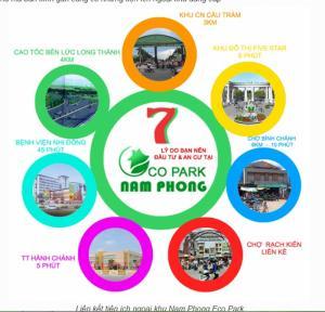 Dự Án Nam Phong Eco Park - Sở Hữu Nền Đất Chỉ Từ 299 Triệu - Cơ Hội Vàng Cho Nhà Đầu Tư