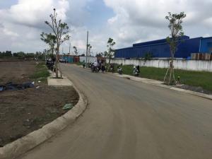 Bán Đất Khu Dân Cư Mới Ngay Chợ Bình Chánh, Shr, Cam Kết Giá Rẻ