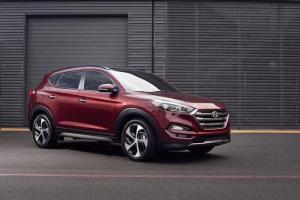 Hyundai Tucson 2017 - Cải Tiến Về Động Cơ!