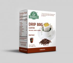 Cà phê túi lọc GUDELI là một trong những thương hiệu tiên phong tại Việt Nam, sử dụng công nghệ mới để tạo ra từng gói cà phê riêng lẻ, cho bạn cơ hội thưởng thức những ly cà phê nguyên chất sạch thơm ngon, đậm đà, luôn tươi mới, mà thật dễ dàng, tiện dụng mọi lúc mọi nơi.