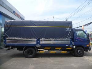 Bán Xe Hyundai Đô Thành Hd99 Thùng Mui Bạt Xe...
