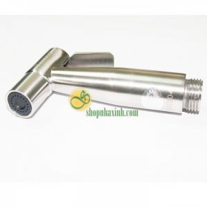 Vòi xịt vệ sinh cao cấp inox304 rangos NX602