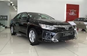 *HOT* Giảm giá SỐC lên đến 120 triệu Toyota Camry 2.5G 2017-Tặng ngay gói phụ kiện nhập khẩu chính hãng