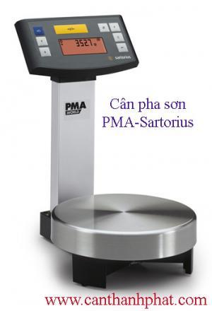 cân pha sơn model PMA, cân pha sơn PMA Sartorius, Cân sơn