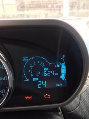 Bán Chevrolet Spark LTZ 1.0AT sản xuất 2015...