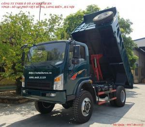 Xe Tải Ben Dongsung 7 tấn 2 cầu Việt Trung