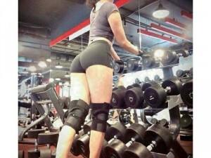 Quần Gym nữ