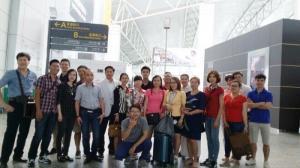 Tour hội chợ Canton Fair 122 tại Quảng Châu, Trung Quốc