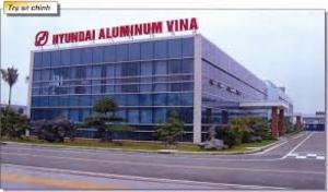 Thợ Nhôm Kính Làm Việc Tại Hyundai Aluminum Đường Na2 Kcn Mỹ Phước 2