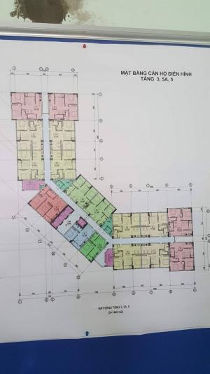 Bán Nhà ở Xã hội Rice City Sông Hồng Long biên giá 14.5tr/m2, gói vay 4,8%