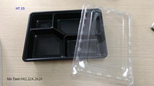 Hộp nhựa đựng thực phẩm dùng 1 lần lại Hà Nội