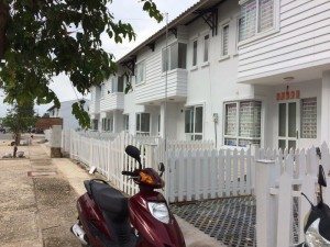 Nhà phố Nhơn Trạch khu Đô Thị Detaco