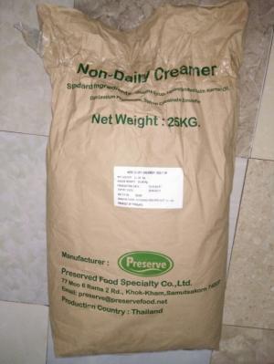 Bột sữa béo (thực vật) :Non-Dairy Creamer (Thái Lan )