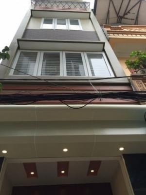 Bán gấp nhà tổ 10 Yên Nghĩa,33m2,4 tầng, ngõ...