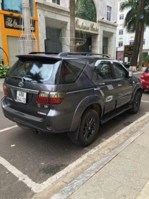 Bán xe toyota fortuner 2009