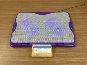 Đế tản nhiệt laptop Coolcold K22 (Bảo hành 12 tháng)