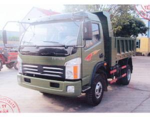 Xe ben 4.95 tấn Việt Trung
