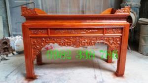 Xưởng sản xuất chuyên cung cấp đồ thờ gỗ gụ