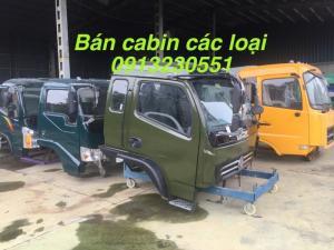 Bán cabin xe Việt trung các loại