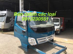 Bán cabin thaco ollin 700-950, dongfeng