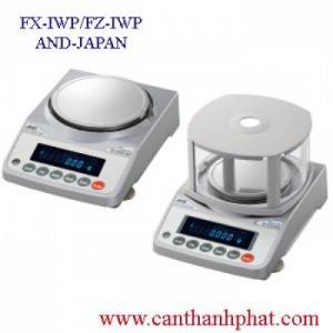 cân điện tử FX-3000i , Cân điện tử 3200g/0.01g, Cân AND, Cân của Nhật Bản