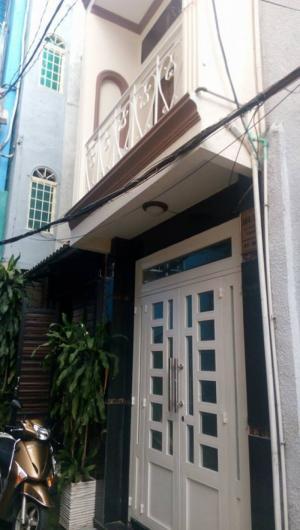 Nhà Đẹp Nguyễn Trọng Tuyển, Q.Phú Nhuận, 28m2 (2,7x10,5m), 2 tầng
