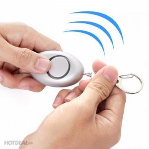 Móc khóa báo động - móc khóa chống trộm cướp