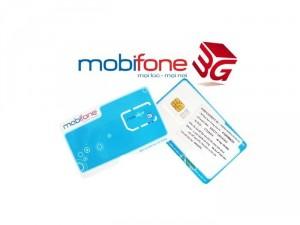 Sim 4G mobifone 48GB  miễn phí 1 năm