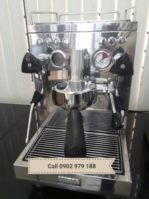 Bán thanh lý máy pha cà phê cũ đã qua sử dụng hiệu WELLHOME KD 310 1 group nhập khẩu giá 23tr/máy.