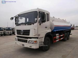 Bán xe bồn chở xăng dầu cũ Dongfeng 16 khối