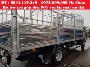 Bán xe tải JAC 9.1 tấn/ 9T1 công nghệ Isuzu .Xe tải JAC 9.1 tấn/ 9T 9.1 tấn giá cạnh tranh.