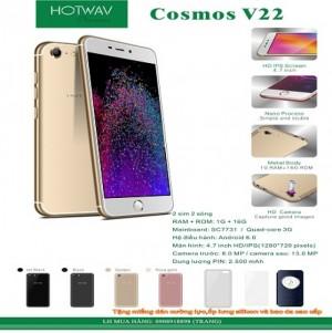 Hotwav Cosmos V22 - Bảo Hành 12 Tháng