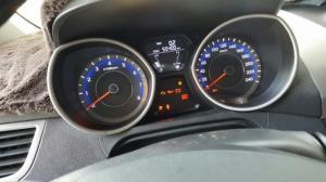 Bán Hyundai Elantra GLS 1.8MT nhập 2013 màu trắng số sàn