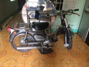 Honda cup 81