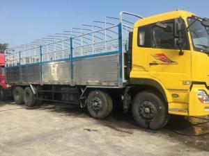Giá xe tải Dongfeng Hoàng Huy L375( dongfeng Hoàng Huy 17,5 tấn) máy Cumin.