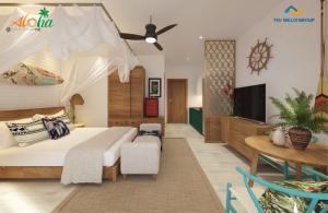 Condotel Aloha Phan Thiết Cam kết lợi nhuận 10%/ năm, Miễn phí 20 đêm nghỉ / năm