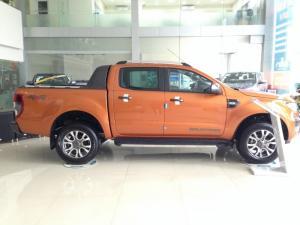 Các phiên bản Ford Ranger Wildtrak đời 2017, Giao xe ngay