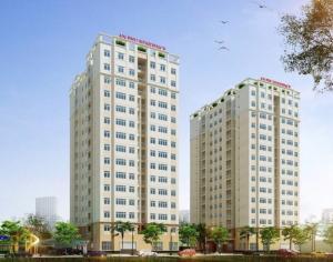 Chung cư An Phú mở bán căn hộ có diện tích từ 65m2 đến 128m2
