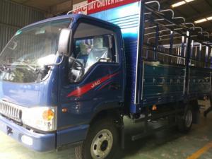 Bán xe tải jac 5 chân cabin gallop hỗ trợ trả góp 90% không cần chứng minh thu nhập