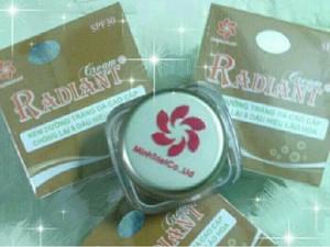 Kem Radiant Trắng Da Cao Cấp 9 in 1