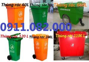 Giảm giá các loại thùng rác công cộng số lượng lớn giá rẻ
